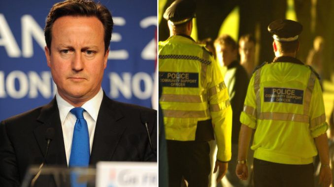 UK police say Tory election fraud is being covered-up