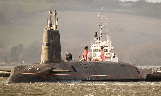 Britain Is Secretly Upgrading Trident & Developing New Warhead