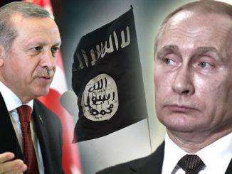Turkey blames Russia for Istanbul airport attack