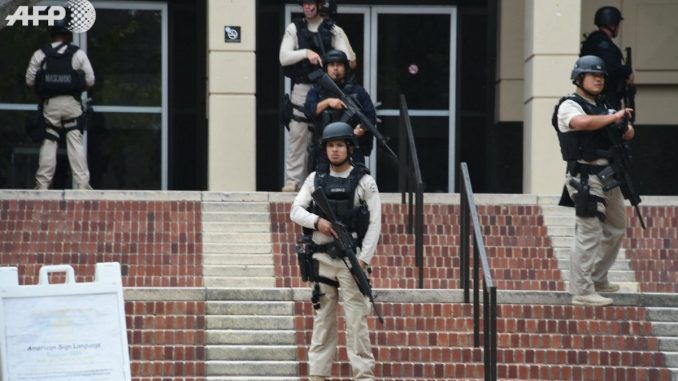UCLA on lockdown following shooting that killed 2 people