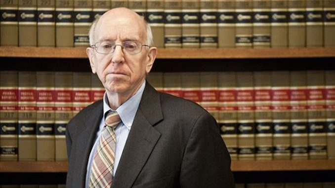 US court of appeals judge says the constitution is dead and recommends that judges in the US stop studying it