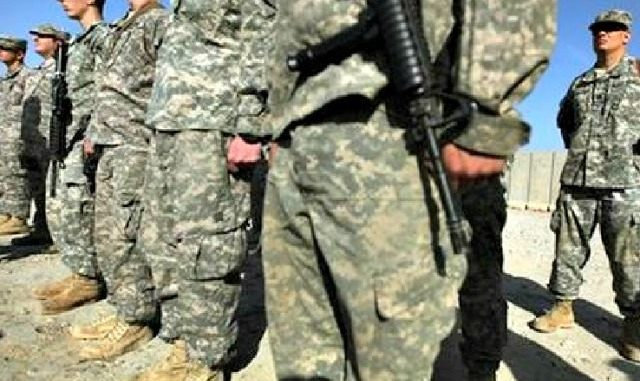 US May Deploy More Troops To Iraq