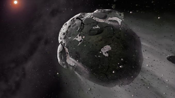 Scientists discover asteroid orbiting around the Earth