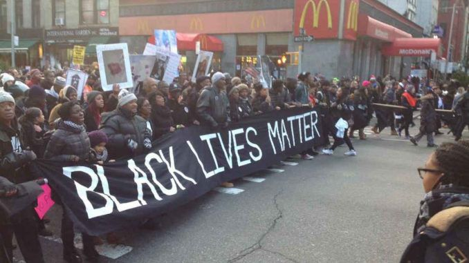US cops admit that 'Black Lives Matter' is a terrorist organisation