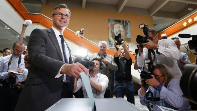 Electoral fraud in Austrian elections discovered