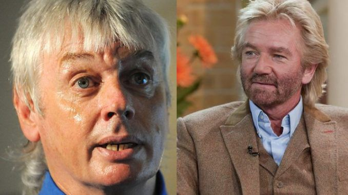 TV personality Noel Edmunds is rumours to be giving up his lifestyle to move into the home of conspiracy theorist David Icke
