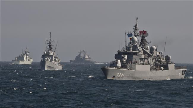 Russian Spy Ships 'Shadowing' American & NATO Vessels In Baltic Sea