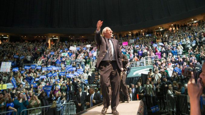 A million Bernie Sanders supporters plan to storm democratic convention in protest to election fraud