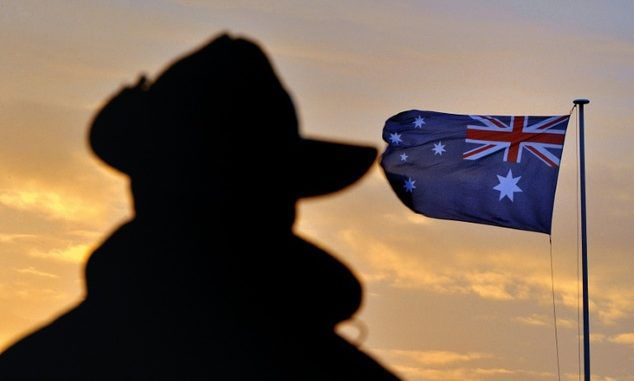 Young Australian Navy Recruits Forced To Rape Each Other