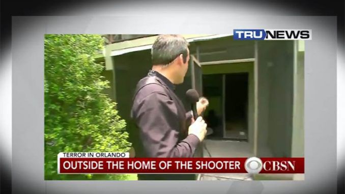 Media Casually Trample Evidence at Orlando Shooter's Apartment