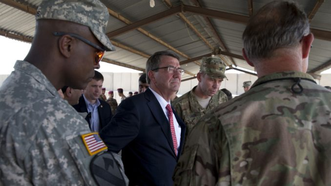 Pentagon announce plans to hire future military leaders from the streets