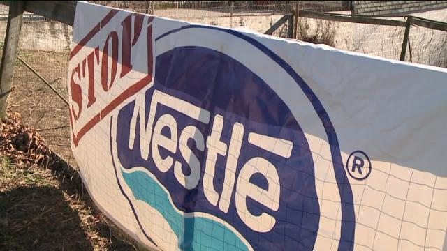 Nestle Forced To Ditch Plan To Extract Water In Monroe