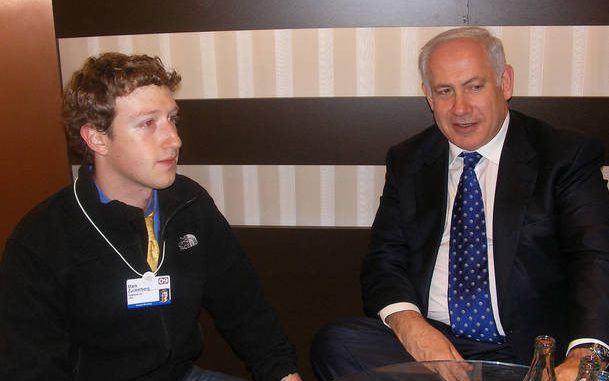 Netanyahu's Former Advisor Appointed As Facebooks 'Head Of Policy'