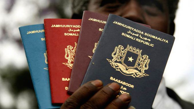 United States of Africa proposed with new AU passports