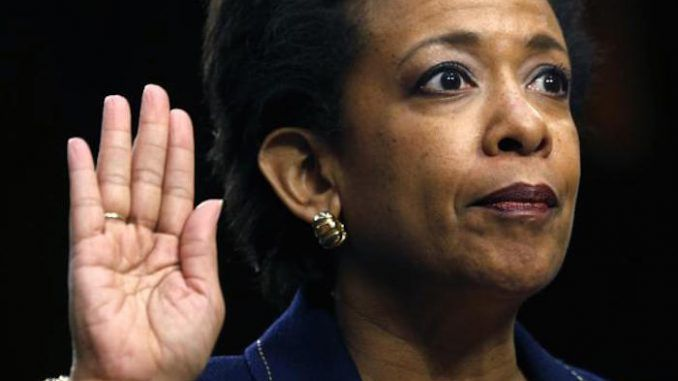 Attorney General Loretta Lynch was promised she will serve as Attorney General under a Clinton administration, according to Members of Congress who have accused her of corruption and self-interest.