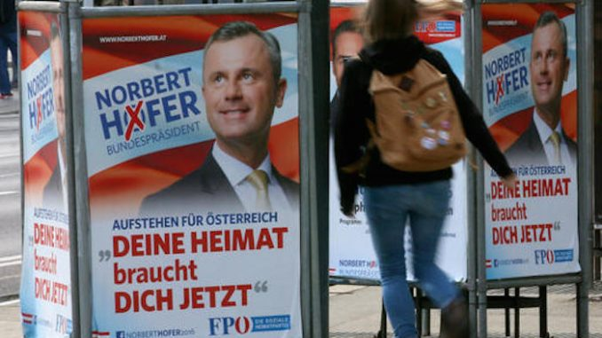 Austria cancel presidential election as evidence of election fraud emerges