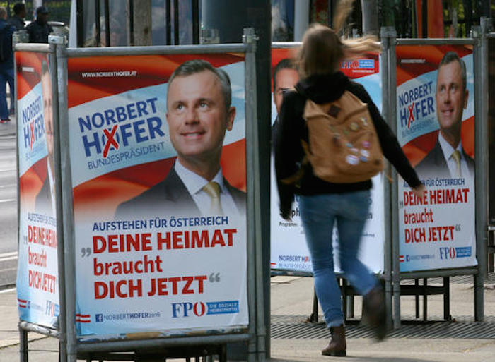 Austrian Court Cancels Presidential Election Amid Election ...
