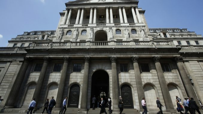 Band of England control's world's money supply