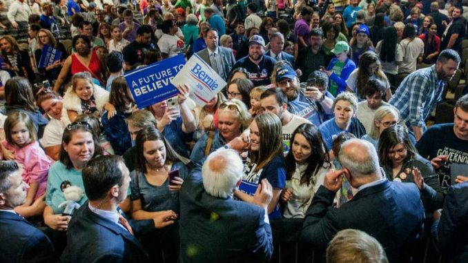 Bernie Sanders supporters vow to storm the DNC