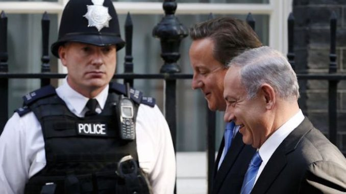 Britain was Israel's 'puppet' claims Israeli newspaper