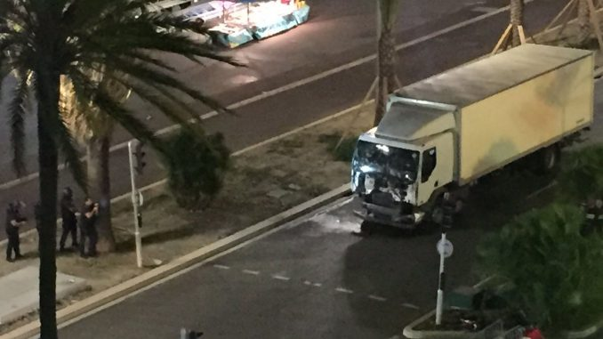 French authorities order the destruction of CCTV footage showing the Nice truck attack