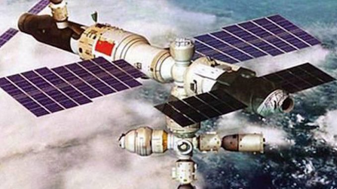 Chinese space station could come crashing down to Earth in a fatal fireball