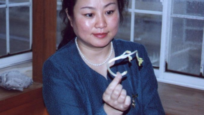 Chinese woman makes seeds grow using the psychic power of her mind