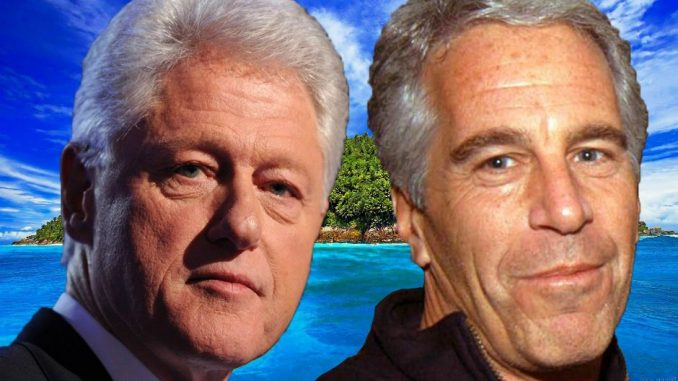 Paedophile Jeffrey Epstein Claimed He Co-Founded Clinton Foundation