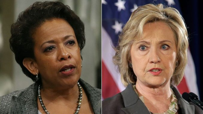 Attorney General Loretta Lynch has announced that she will accept the decision of prosecutors, investigators and FBI Director James Comey on whether to bring criminal charges in the ongoing investigation of Hillary Clinton's use of a private email server, and according to Judge Andrew Napolitano this is very bad news for Hillary Clinton - and very good news for Bernie Sanders.