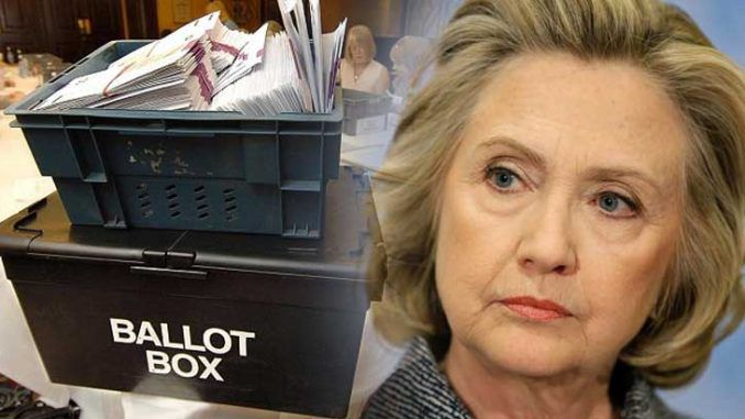 Russian hackers prove that Hillary Clinton rigged elections during Primaries