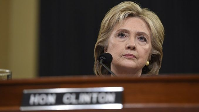 Hillary Clinton faces having her security clearances revoked