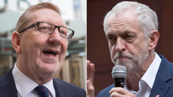MI5 Using 'Dark Practices' Against Jeremy Corbyn Says Unite Leader