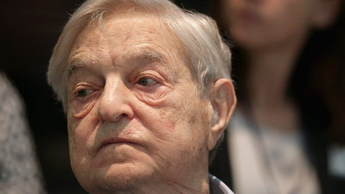 George Soros revealed to have engineered the EU refugee crisis