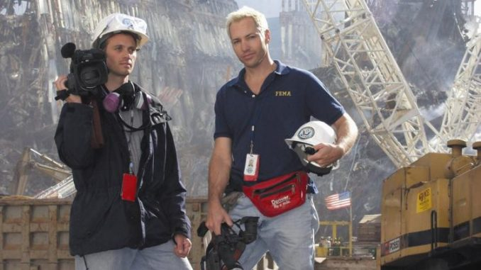 In an explosive new documentary a former FEMA staffer given unrestricted access to Ground Zero hours after 9/11 claims that what he saw proves the attacks were an inside job by the US government - and that they are now trying to silence him by framing him for murder.