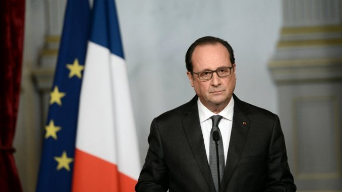 France Set To Escalate Strikes in Syria and Iraq Following Nice Attack