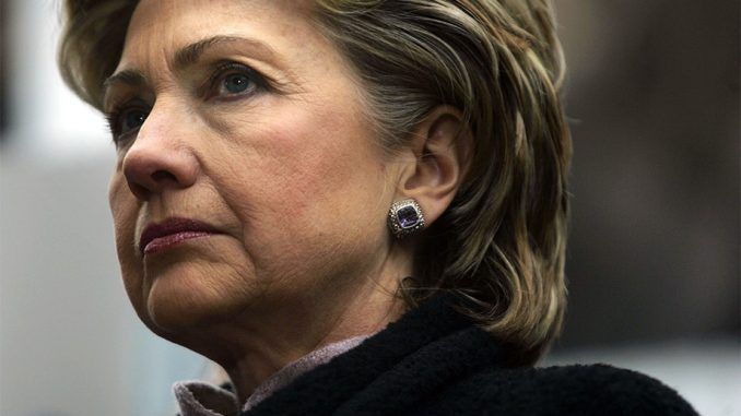 IRS investigates Hillary Clinton for fraud
