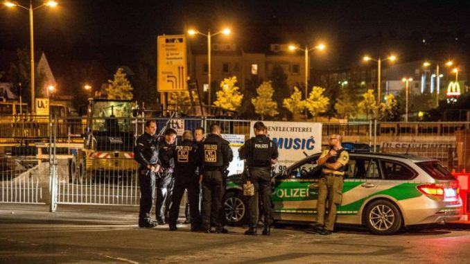 ISIS Claims Responsibility For Attack In Germany's Ansbach