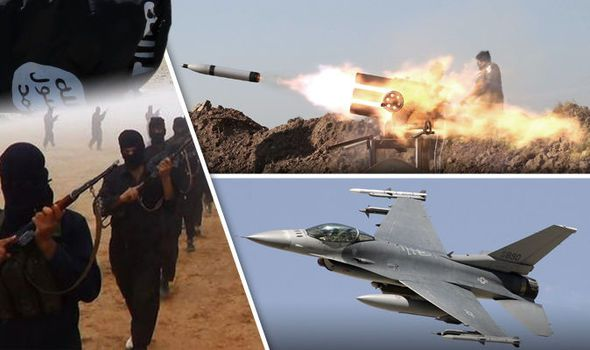 ISIS Claims To Have Shot Down US Warplane In Iraq