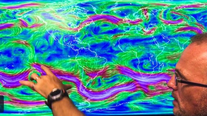 Scientists hold emergency meeting about the jet stream, claiming that there will be no summer for the UK in the foreseeable future