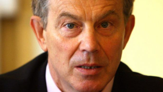 British MPs vow to impeach Tony Blair