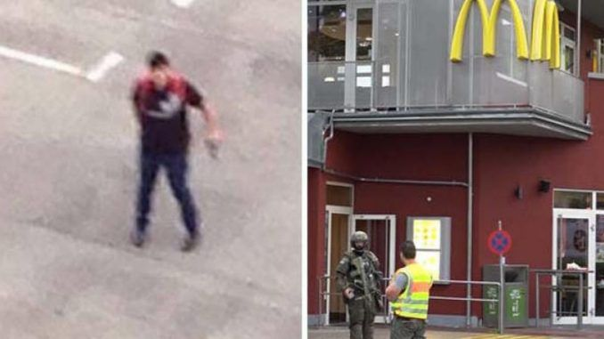 Munich Shooting - Gunman, 18 Yr Old German-Iranian Committed Suicide