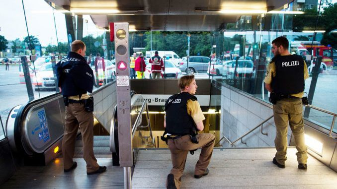 Munich attack in Germany was an inside job to thwart popular citizen uprising