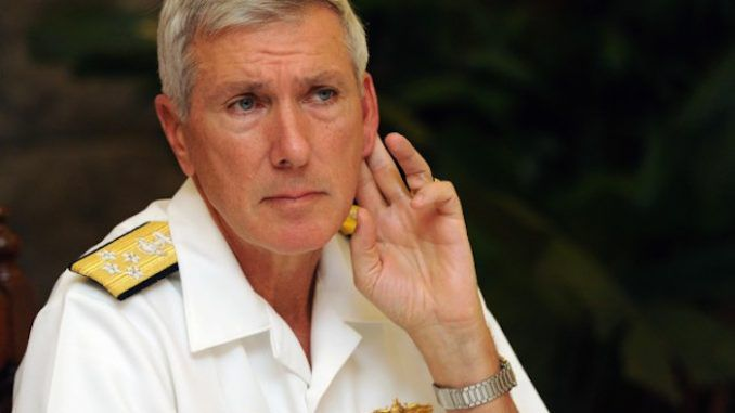 US Navy Commanders are now recruited based on their climate change views