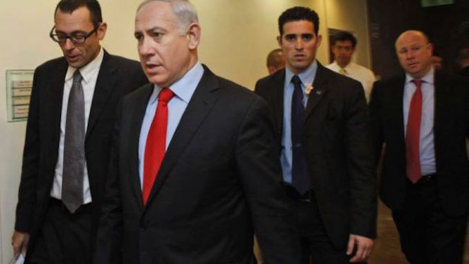 Netanyahu and son are under criminal investigation for money laundering