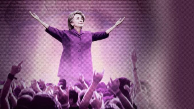 Economist Magazine says that Globalists must rally behind Hillary Clinton