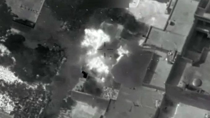 Pentagon to investigate claims that U.S. military conducted airstrikes against civilians in Syria