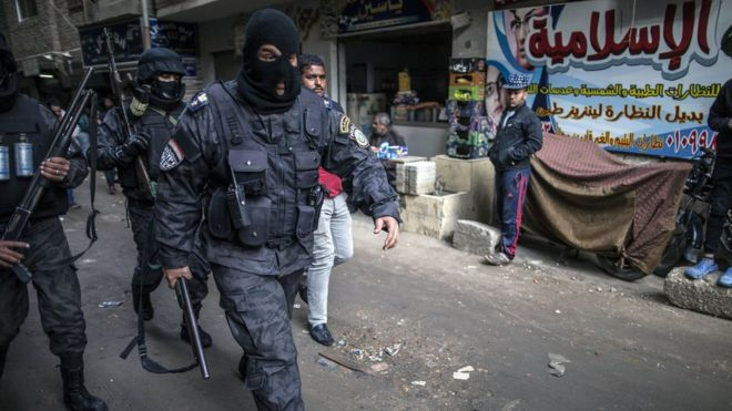 Amnesty - Hundreds Forcibly Disappeared In Egypt Government Crackdown
