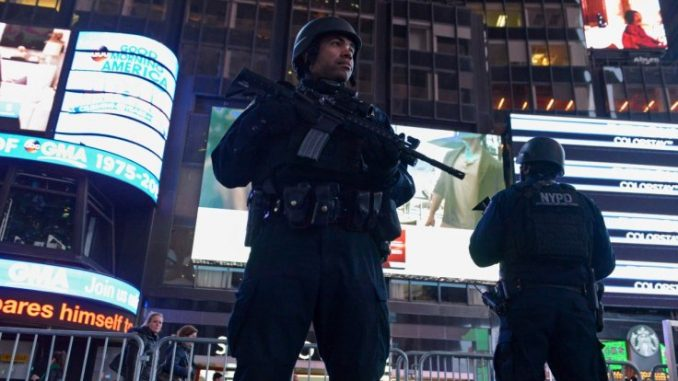 A US terror chief has warned that an inevitable terror attack is going to strike New York City on July 4th, as NYPD prepare to counter an attack by ISIS militants.