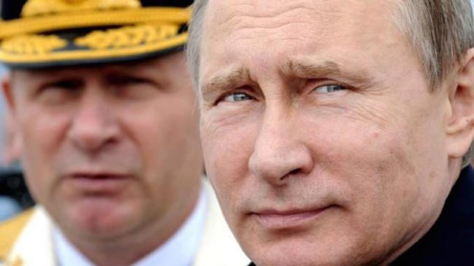 The world is heading to war because of American actions, yet mainstream media continues to distort the truth and peddle the establishment's lies about Putin.