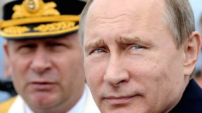 Putin Fires Top Military Commanders Who Refuse To Fight The West In Upcoming War